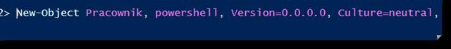 PowerShell-Class-Pelna-Nazwa-Przy-New-Object