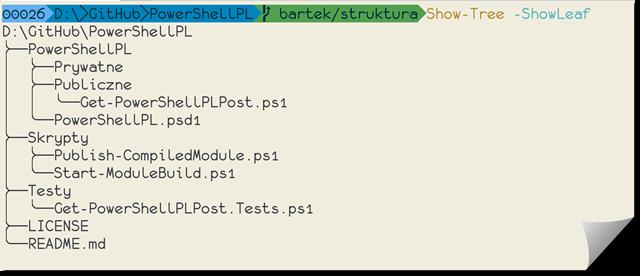 PowerShellPL-Struktura